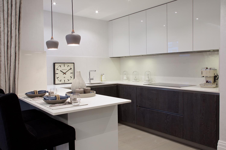 Design Box London - Interior Design - Regent's Park Duplex, NW1 - Kitchen