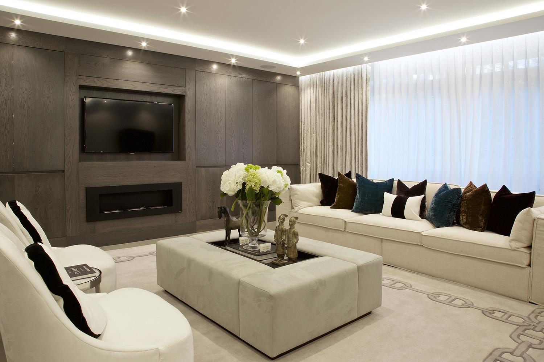Design Box London - Interior Design - Regent's Park Duplex, NW1 - Sitting Room