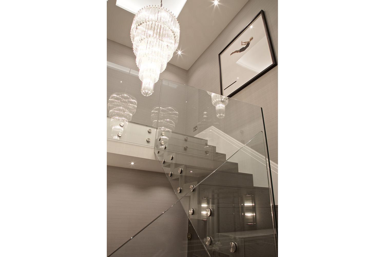 Design Box London - Interior Design - Regent's Park Duplex, NW1 - Staircase