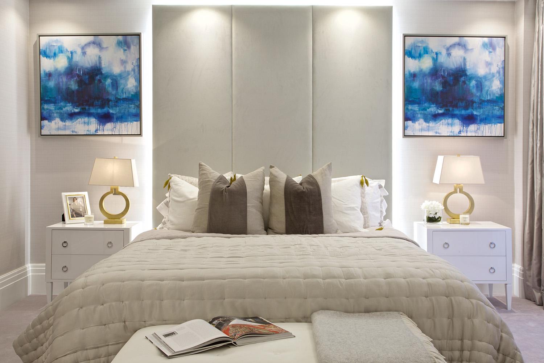 Design Box London - Interior Design - Regent's Park Duplex, NW1 - Master Bedroom
