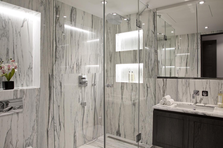 Design Box London - Interior Design - Regent's Park Duplex, NW1 - Bathroom