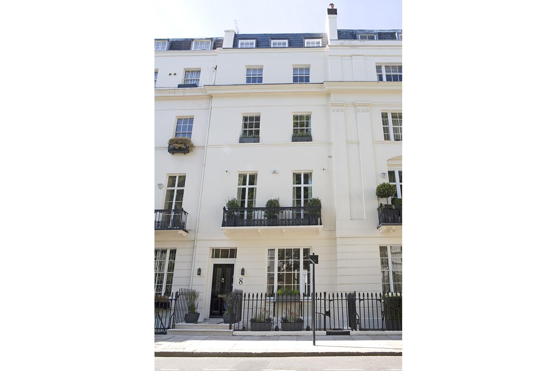 Belgravia Townhouse SW1 Design Box London Luxury