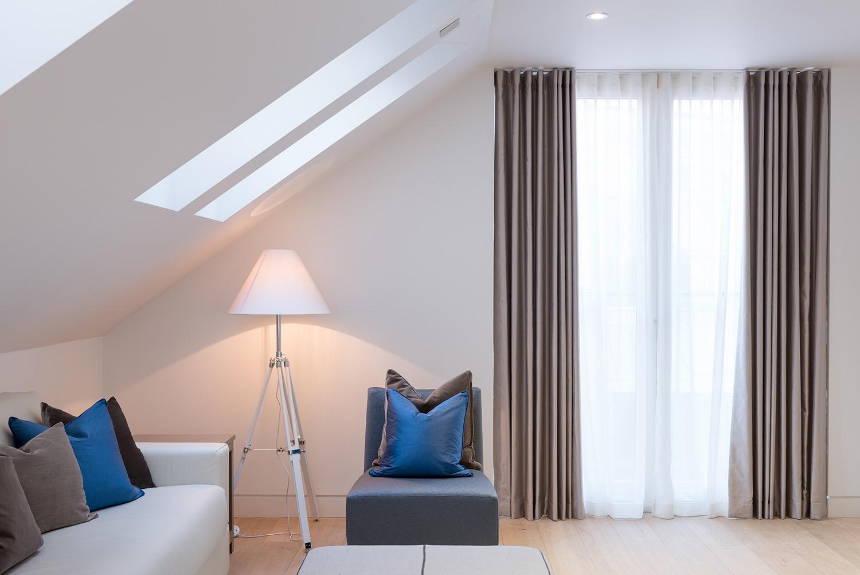 Design Box London - Interior Design - Covent Garden Studio WC2 - Lounge