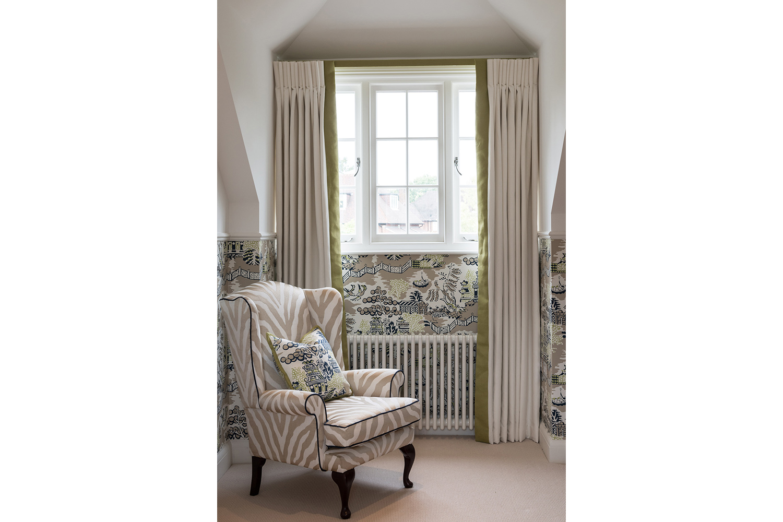 Design Box London - Interior Design - Family Home Hampstead N6 - Chair