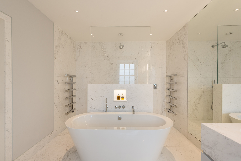 Design Box London - Interior Design - Family Home Hampstead N6 - Bathroom