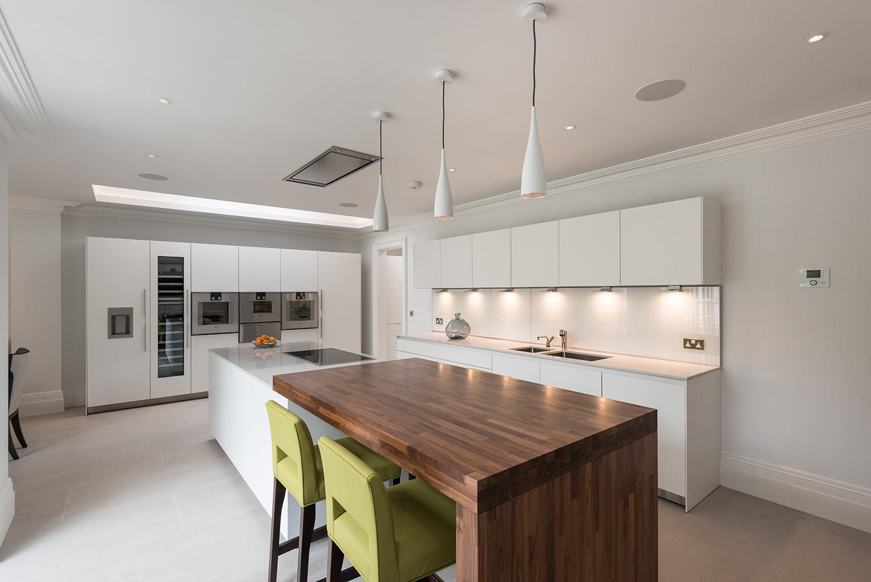 Design Box London - Interior Design - Family Home Hampstead N6 - Kitchen
