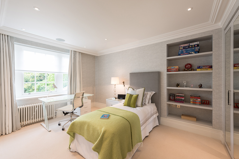 Design Box London - Interior Design - Family Home Hampstead N6 - Child's Bedroom
