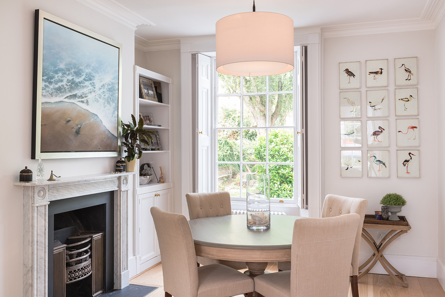 Design Box London - Interior Design - Hampstead Heath Family Home NW3 - Dining Room