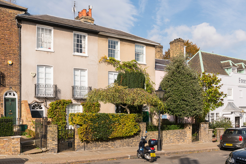 Design Box London - Interior Design - Hampstead Heath Family Home NW3 - Exterior