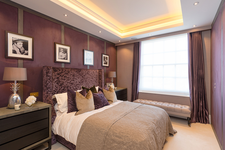 Apartment Interior Design London marylebone apartment, w1 - design box london | luxury interior