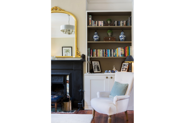 Design Box London - Interior Design - Credenhill Street, Streatham - Sitting Room