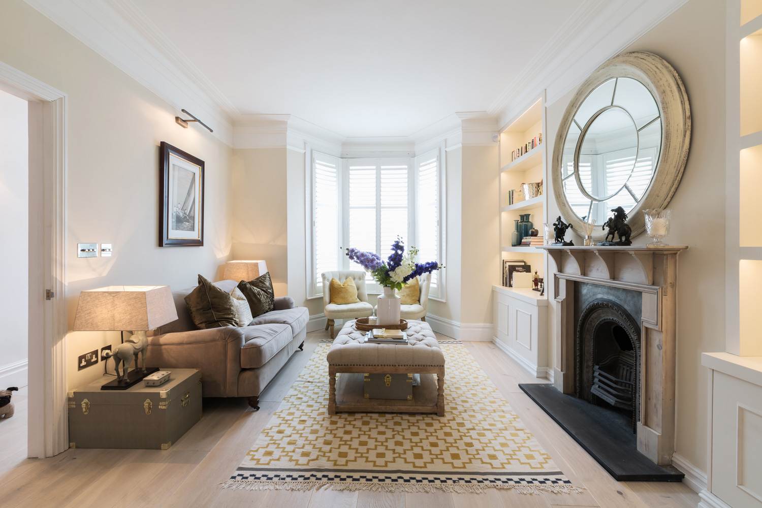 Tooting family home sw17 design box london luxury for Interior design services london