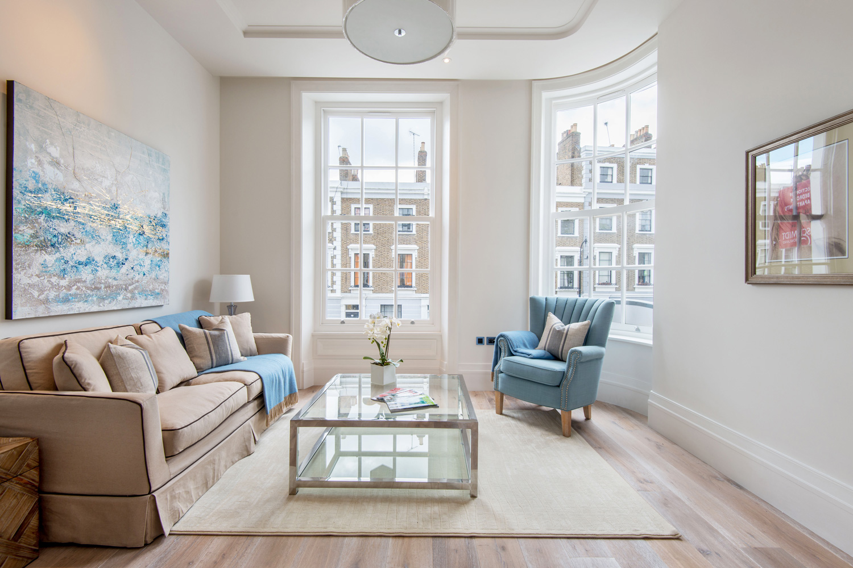Design Box London - Interior Design - Primrose Hill - Sitting Room