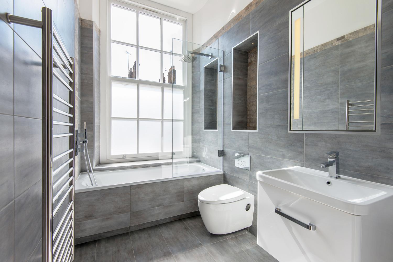 Design Box London - Interior Design - Primrose Hill - Master Bathroom