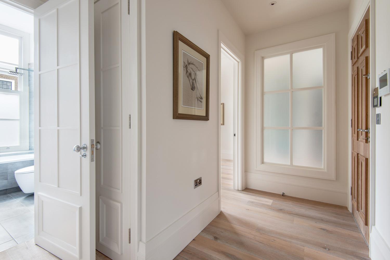 Design Box London - Interior Design - Primrose Hill - Hallway