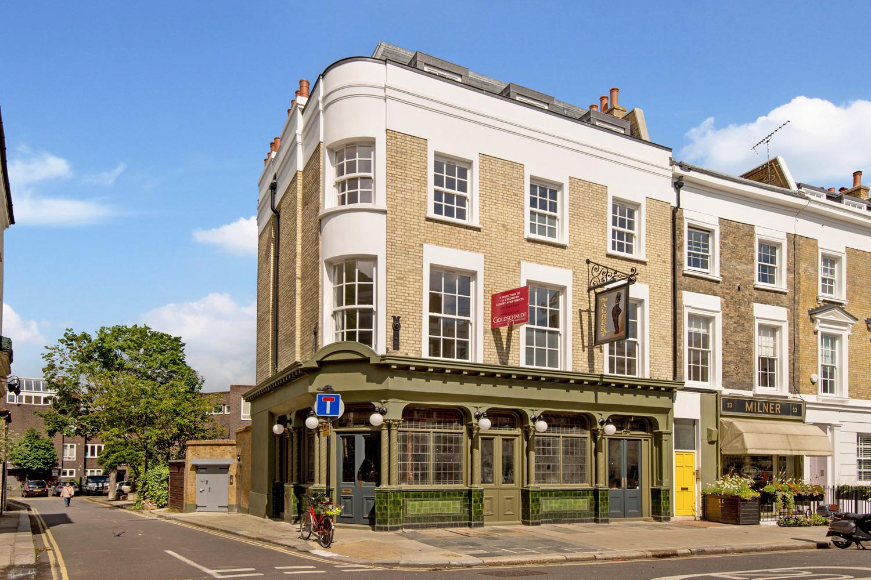 Design Box London - Interior Design - Primrose Hill - Front Shot