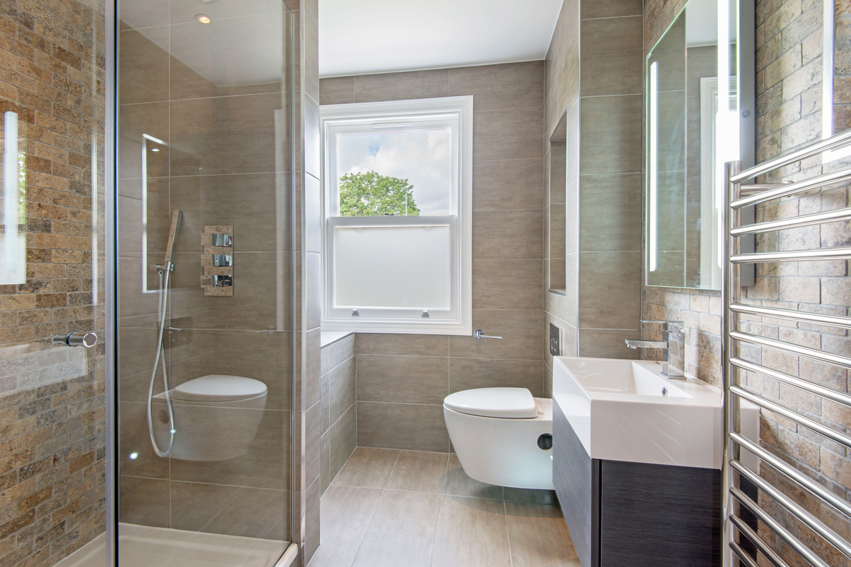 Design Box London - Interior Design - Primrose Hill - Second Bathroom