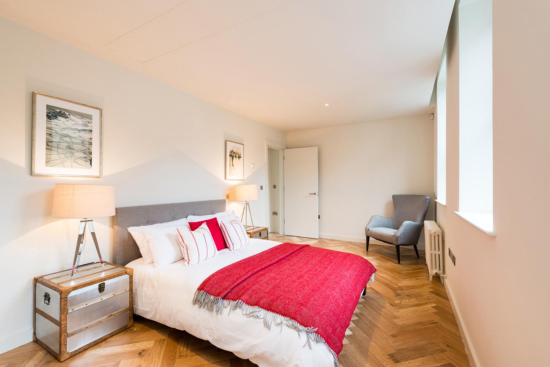 Design Box London - Interior Design - Camden Loft 1 - Second Bedroom