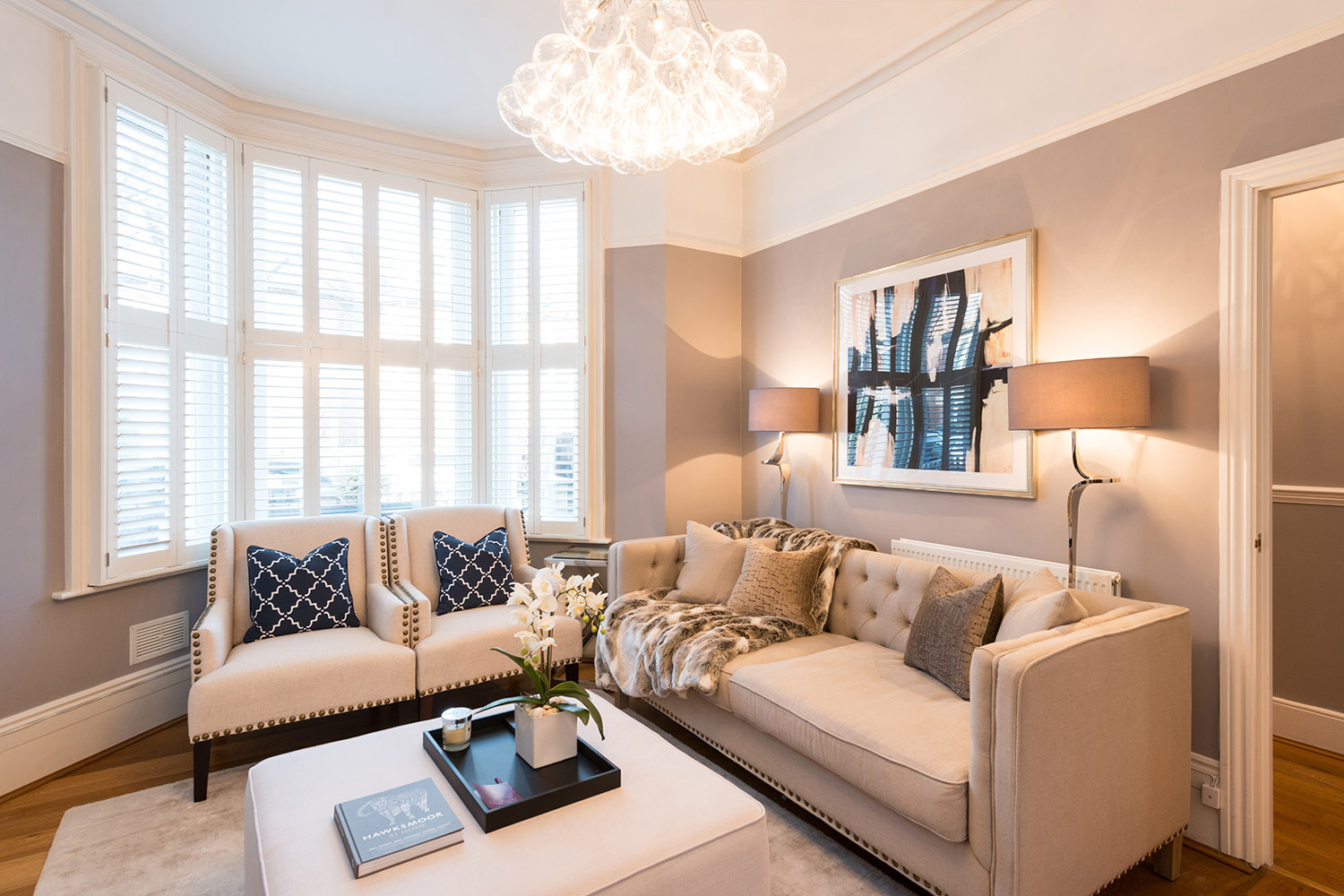 Battersea Townhouse Sw11 Design Box London Luxury Interior Design Services