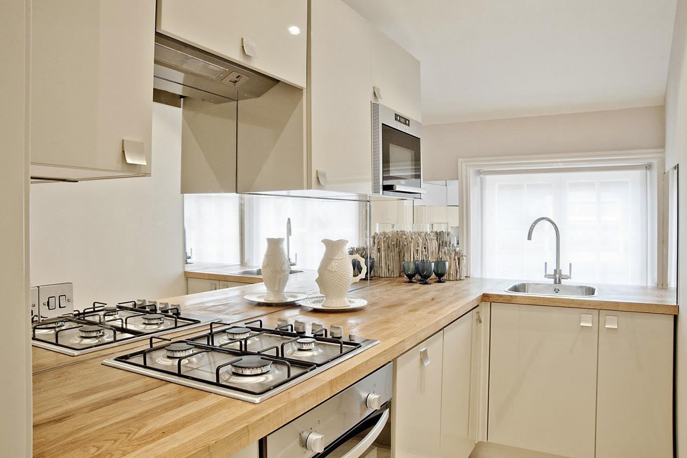 Design Box London - Interior Design - Chelsea Studio, SW3 - Kitchen