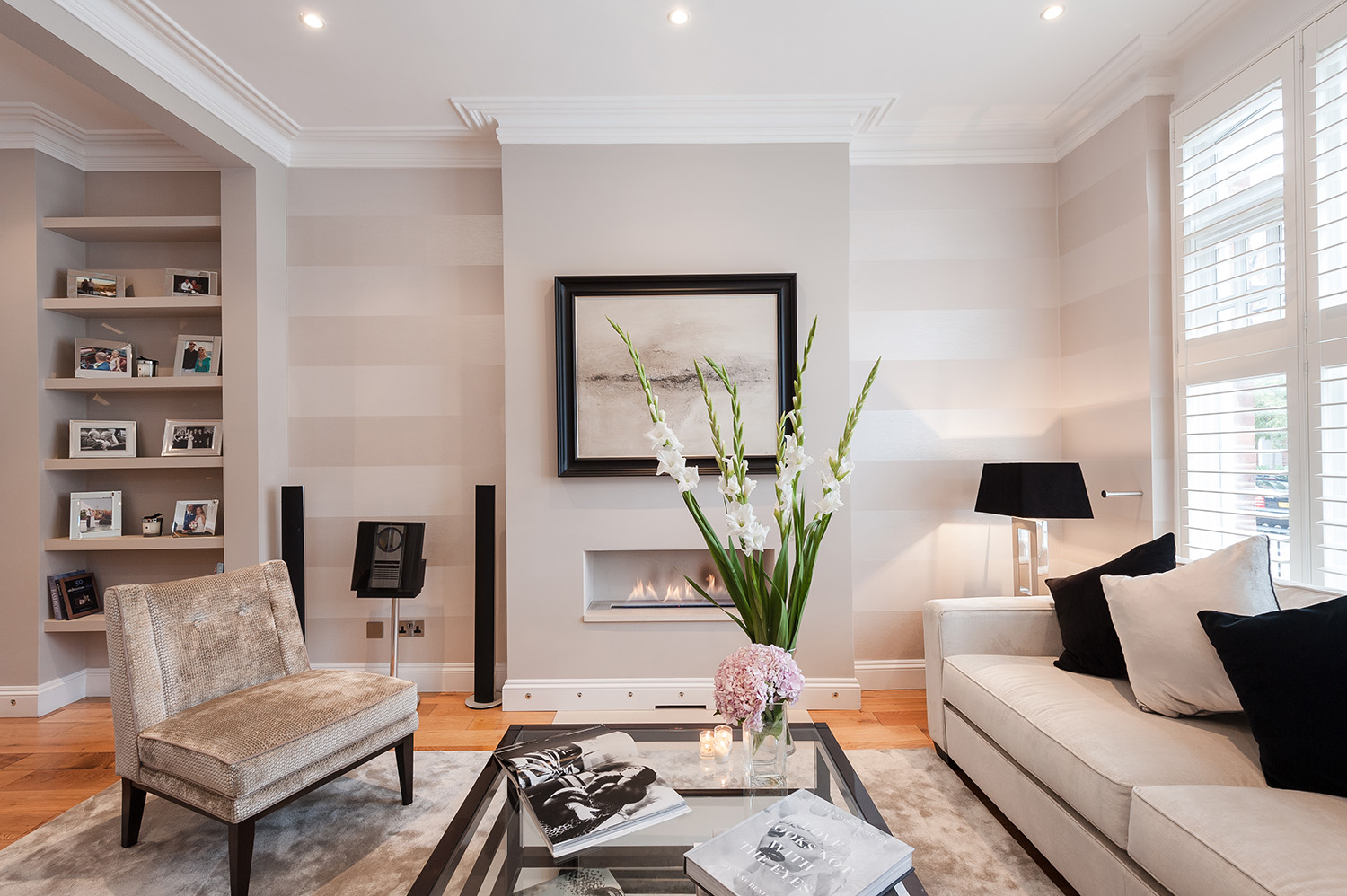 Fulham house sw6 design box london luxury interior for Design in a box interior design