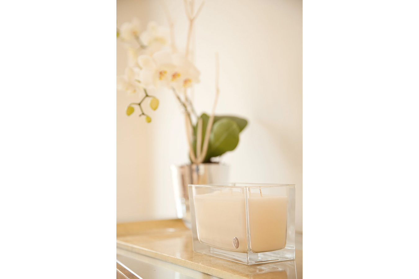 Design Box London - Interior Design - Richmond Park Home, TW10 - Candle