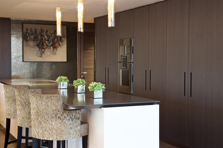 Design Box London - Interior Design - Chelsea Creek penthouse, SW6 - Kitchen