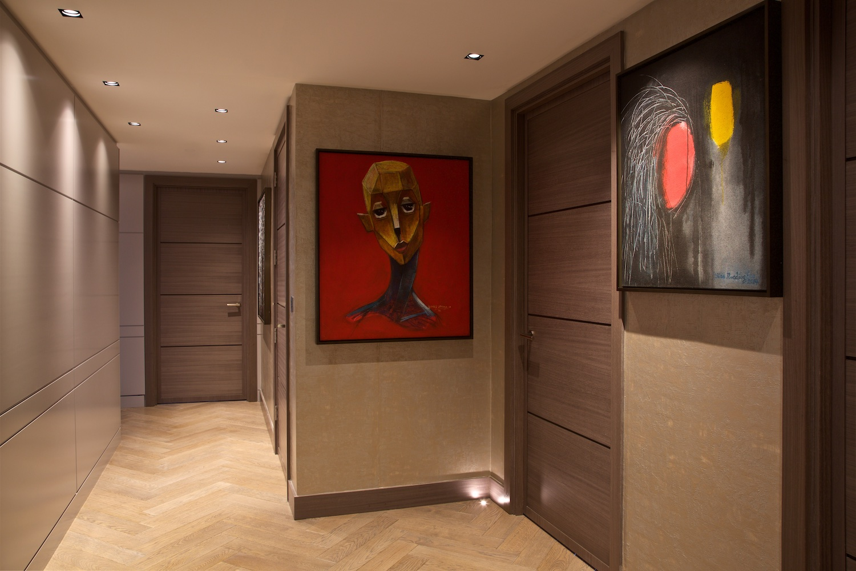 Design Box London - Interior Design - Chelsea Creek penthouse, SW6 - Hallway