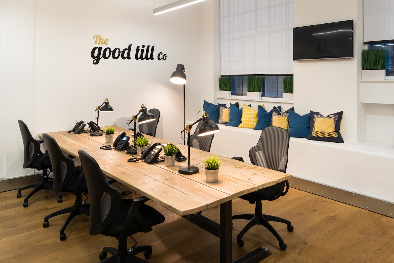 Design Box London - Interior Design - Good Till Co, SE1 - Desks