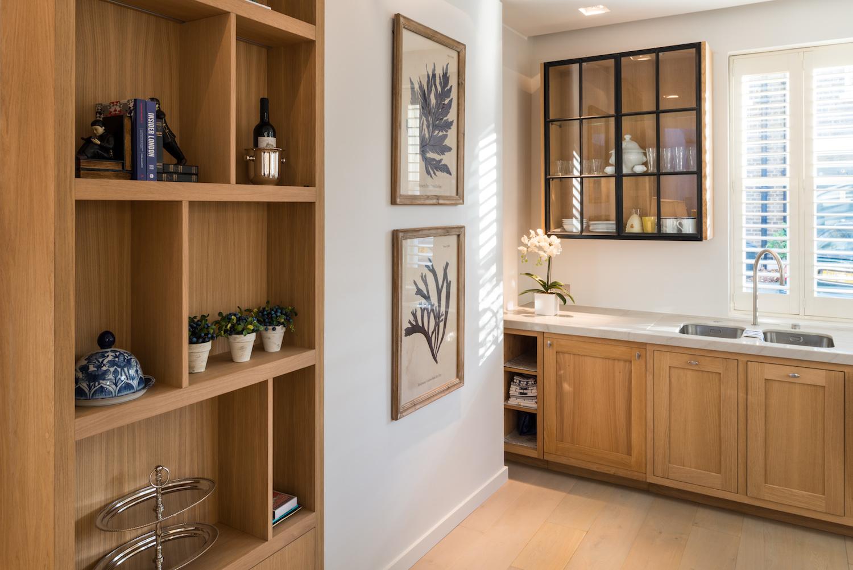 Design Box London - Interior Design - Kensington Mews, W8 - Kitchen