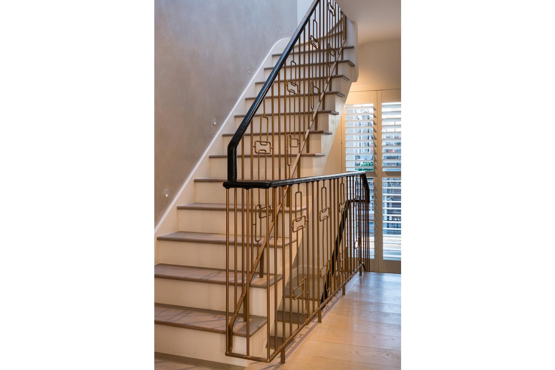 Design Box London - Interior Design - Kensington Mews, W8 - Staircase