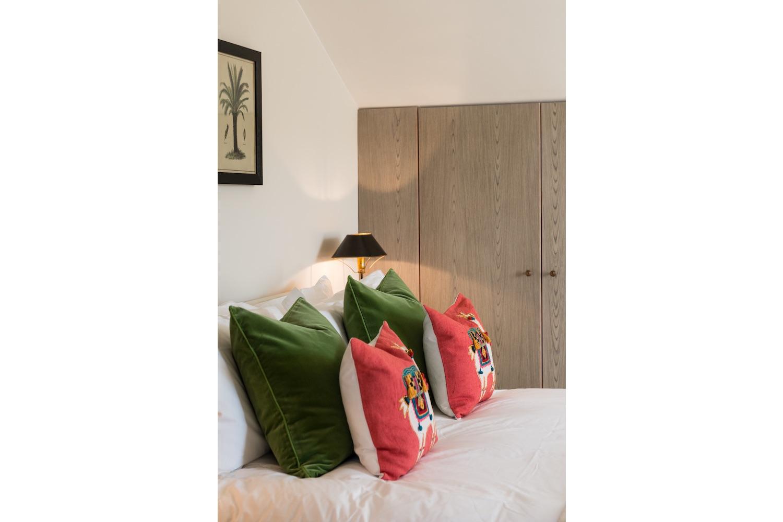 Design Box London - Interior Design - Kensington Mews, W8 - Bedroom