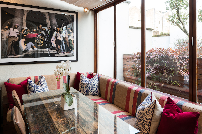 Design Box London - Interior Design - Primrose Hill Home, NW3 - Living Room