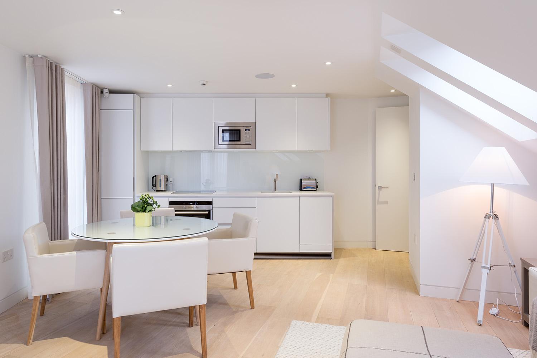 Design Box London - Interior Design - Covent Garden Studio WC2 - Kitchen