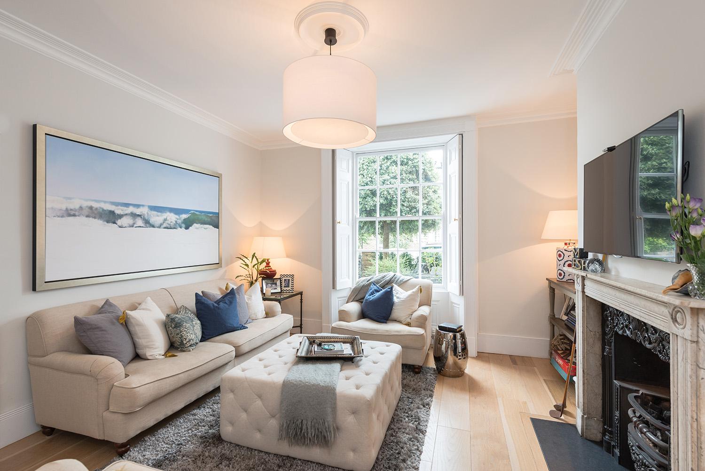 Design Box London - Interior Design - Hampstead Heath Family Home NW3 - Lounge