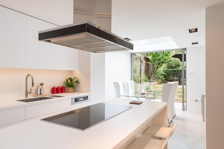 Design Box London - Interior Design - Hampstead Heath Family Home NW3 - Kitchen