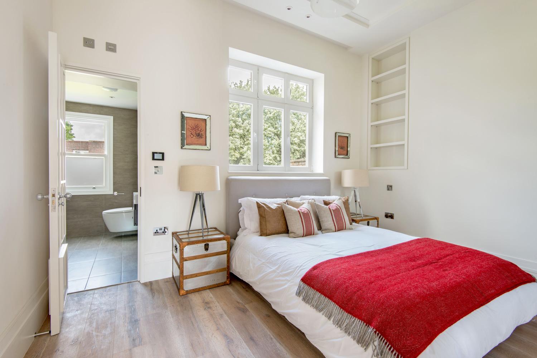 Design Box London - Interior Design - Primrose Hill - Second Bedroom