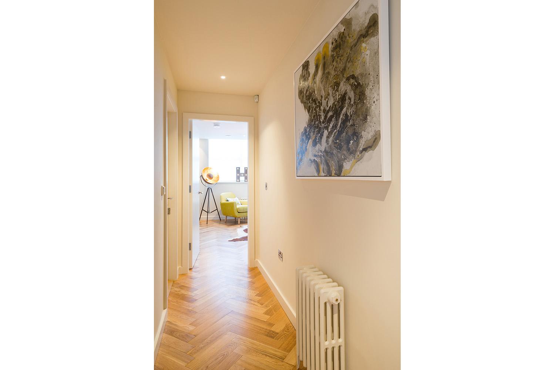 Design Box London - Interior Design - Camden Loft 2 - Hallway