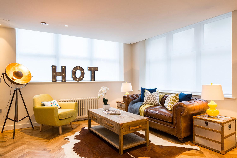 Design Box London - Interior Design - Camden Loft 2 - Sitting Room