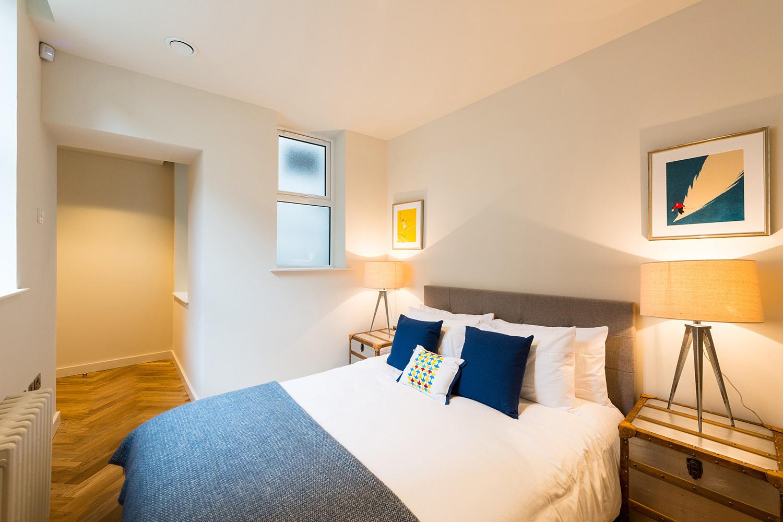 Design Box London - Interior Design - Camden Loft 2 - Master Bedroom