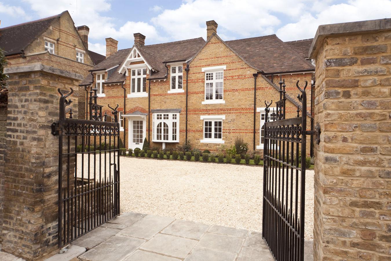 Design Box London - Interior Design - Richmond Park Home, TW10 - Exterior