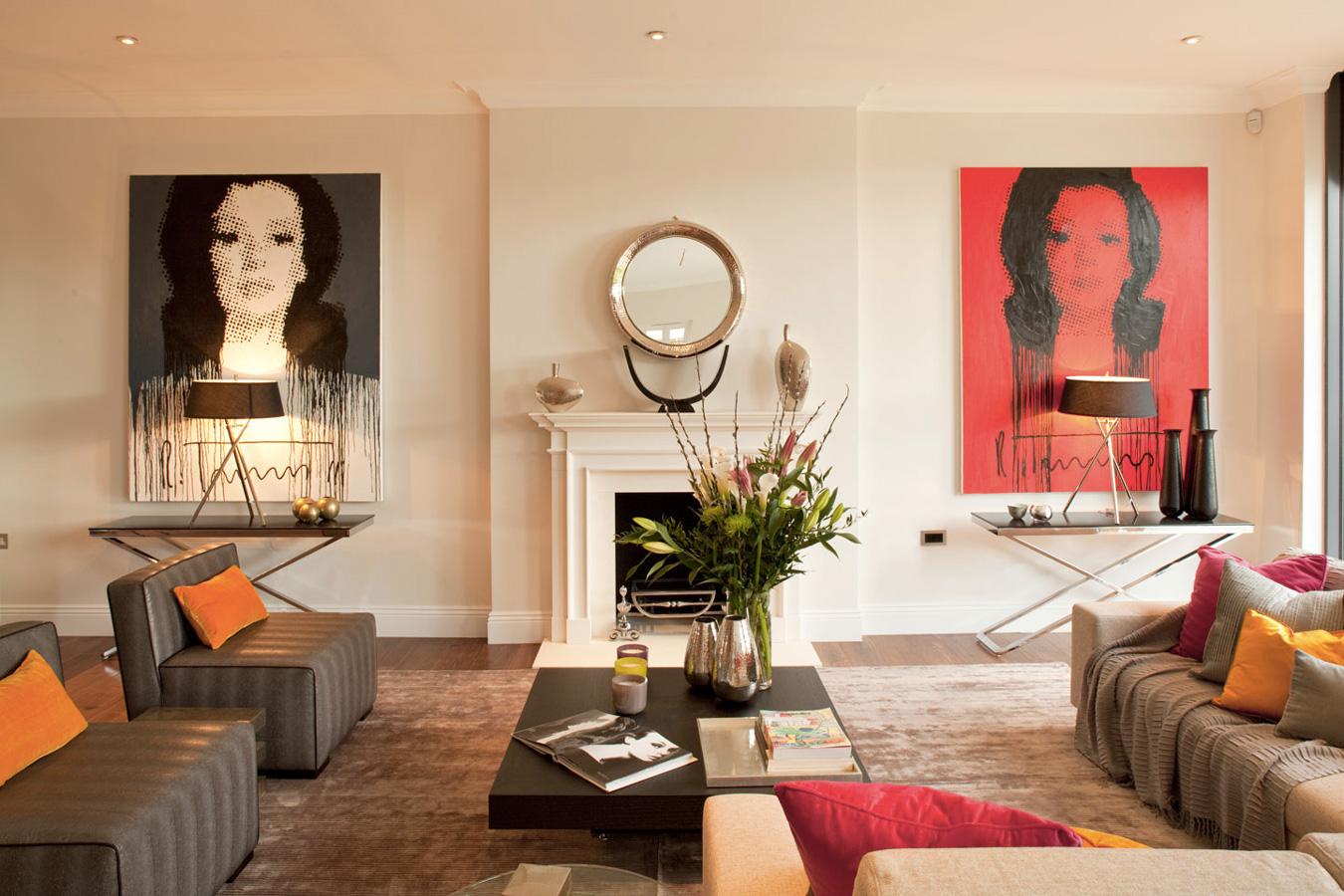 Design Box London - Interior Design - Richmond Park Home, TW10 - Sitting Room