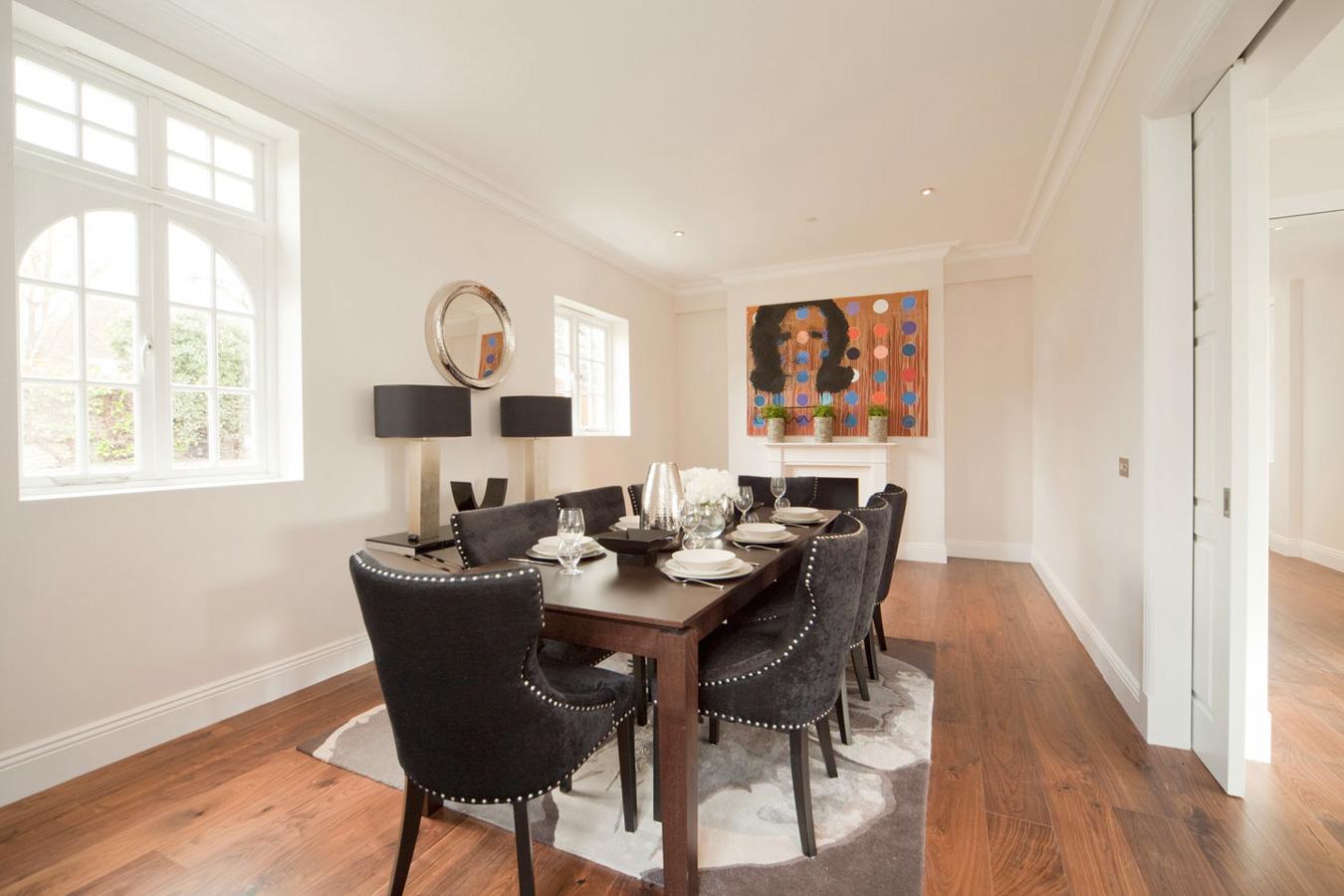 Design Box London - Interior Design - Richmond Park Home, TW10 - Dining Room