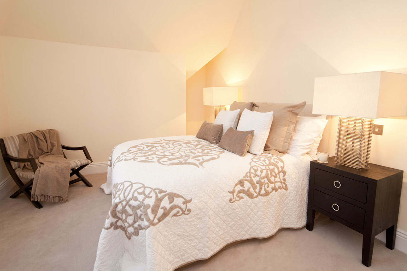 Design Box London - Interior Design - Richmond Park Home, TW10 - Bedroom