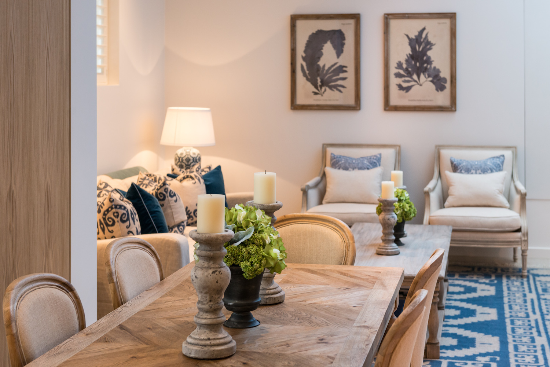 Design Box London - Interior Design - Kensington Mews, W8 - Dining Room